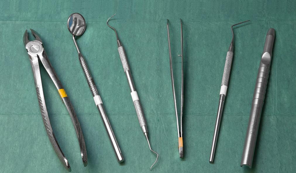 """Curso On-line """"Medidas Básicas de Higiene en los centros de odontología"""""""