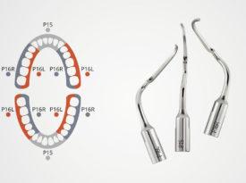 Scaling periodontal: Los insertos definitivos de Mectron