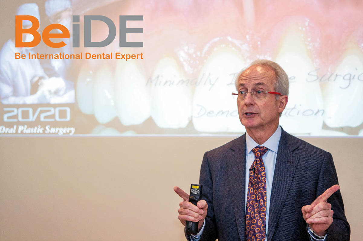 BEIDE Be a International Dental Expert