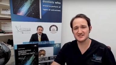Entrevista al Dr. Angelo Cardarelli sobre piezocirugía