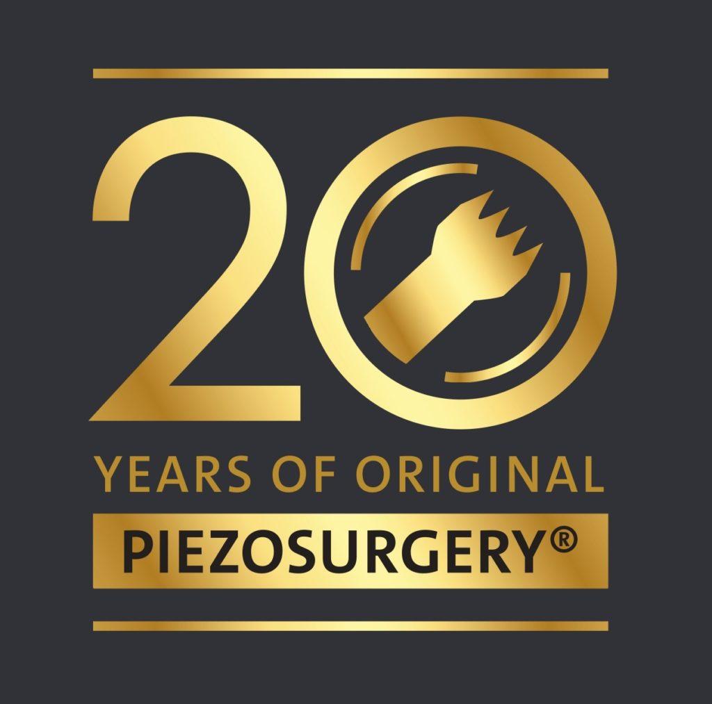 20 años Piezocirugía