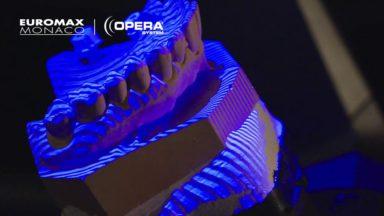 ¿Luz azul o luz blanca para escáneres dentales?