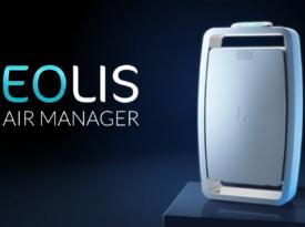 EOLIS: El primer sistema de filtración ultra eficaz del aire