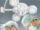 Lámparas de quirófano de última generación en la clínica dental